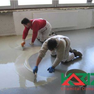 پوشش اپوکسی Kariz Epoxy Sealer 950