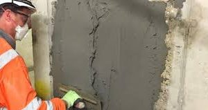 ملات تعمیراتی تک جزئی KARIZ REPAIR 654